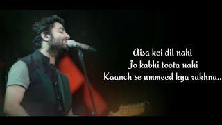 Arijit Singh - Teri Khushboo Full Song (Lyrics) ▪ Jeet Gannguli ▪ Mr. X ▪ Emraan H & Amyra D