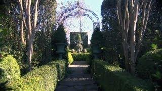 Formal Garden Design | At Home With P. Allen Smith