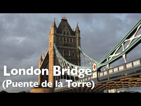 London Bridge (Tower Bridge) y la Torre de Londres