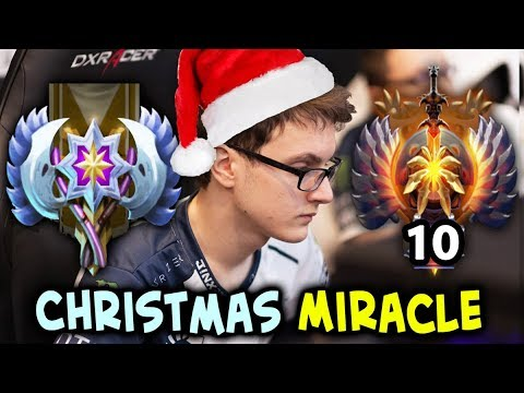 CHRISTMAS MIRACLE — Megas Rapier Comeback vs LEGEND they'll always remember