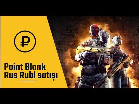 Point Blank Rus (4game) Oyunçusuna Rubl Yükləmək