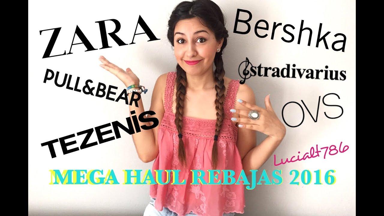 Las rebajas de Zara, Bershka, Stradivarius y PullBear online comienzan mucho antes que las tiendas físicas