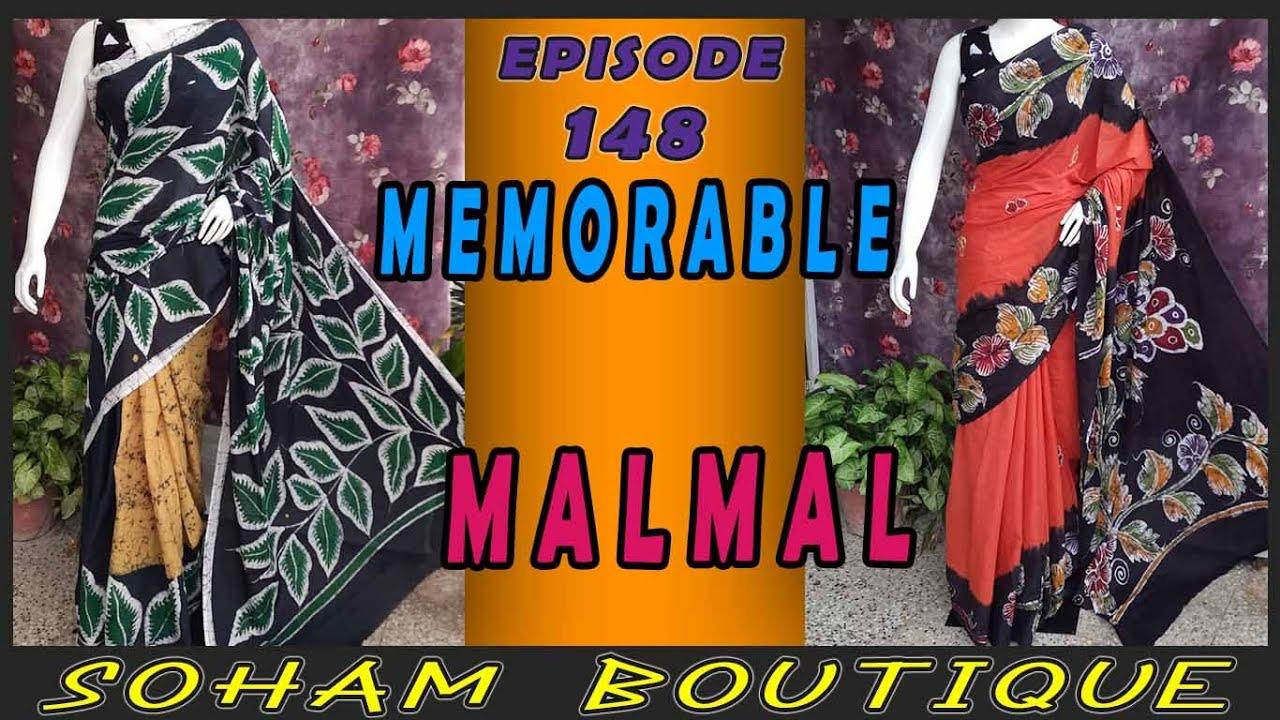 SOHAM BOUTIQUE    EP# 148    Memorable Malmal   