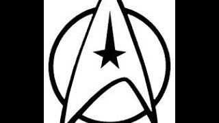 How to Draw 5 of the Star Trek Emblems