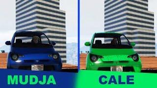 NAJBOLJI AUTO IKADA - SMART ! Grand Theft Auto V - Lude Trke w/Cale