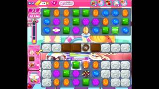 Candy Crush Saga level 1454 NO BOOSTERS