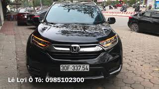 Siêu hót. Giá bất ngờ. Honda CRV bản L sản xuất 2018. ☎️0985102300 ( Lê Lợi )