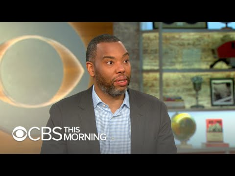 "Ta-Nehisi Coates ""shocked"" to see reparations conversation continuing"