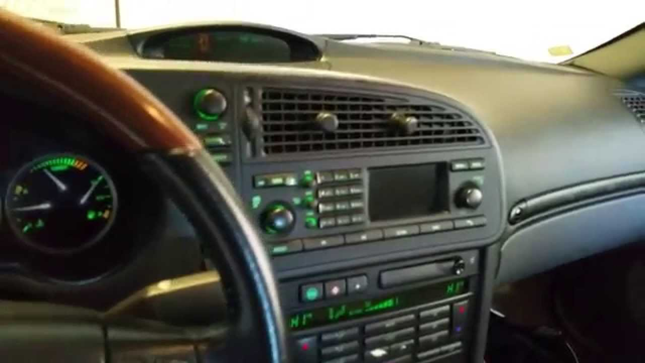 2004 Saab 9-3 Convertible Problem (Part 1) - YouTube