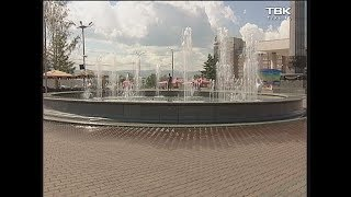 Челлендж «10 лет назад»: Красноярск