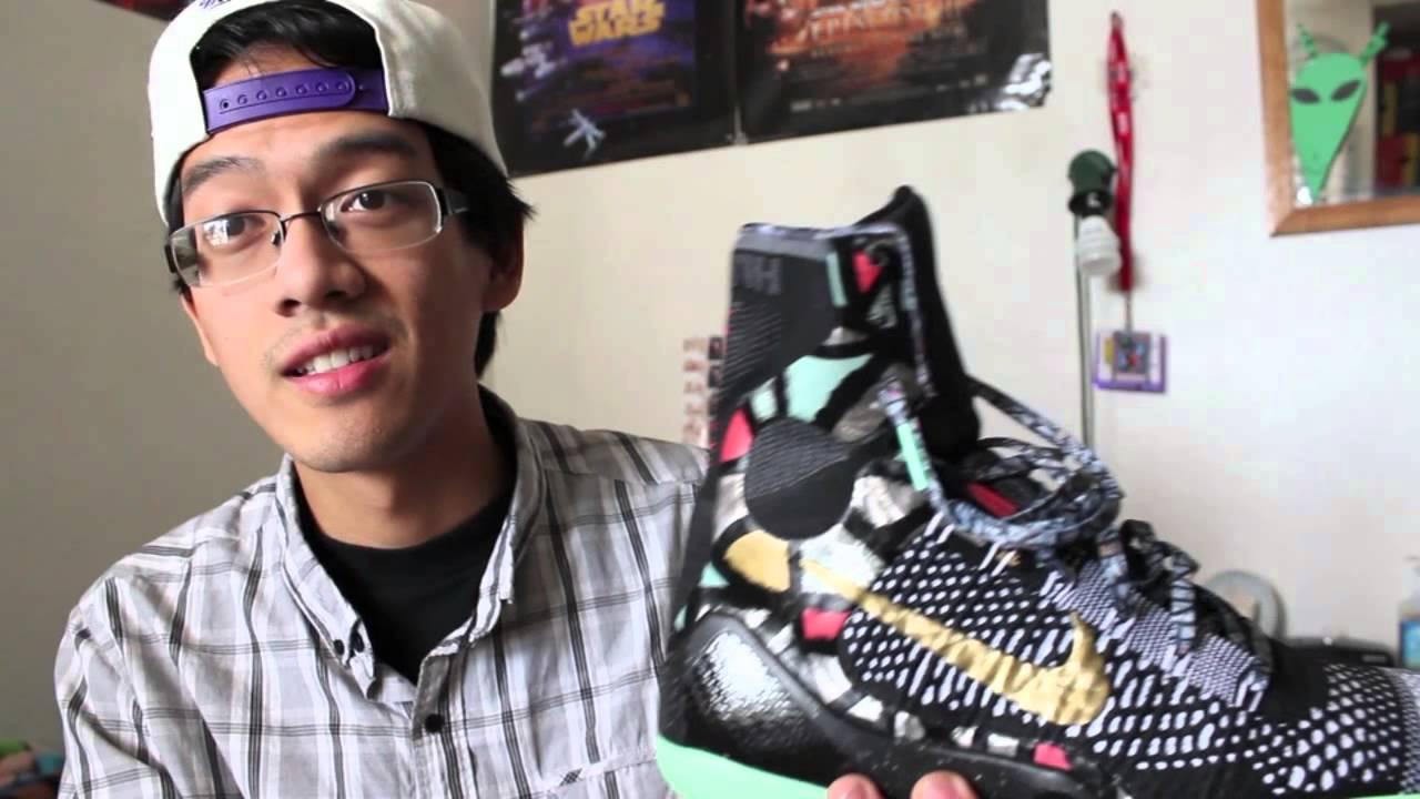ce9d600c9af Inside The Nike Kobe 9 Elite - Part 2 - Detailed Review - YouTube