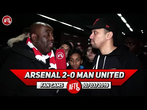 Arsenal 2-0 Man United | Man City, Liverpool, Arsenal & Man Utd Will Make Top 4!