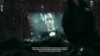 Batman: Arkham Knight Episode 8 { Scène Bloquer }