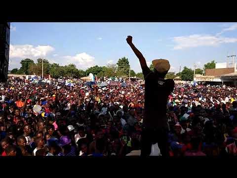 KINNAH  MUSOMBO LIVE PERFORMANCE AT EPWORTH