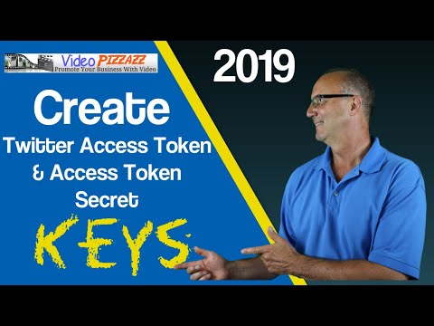 Create Twitter Access Token And Access Token Secret Key 2019 - Smarketo