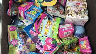 Blind Bag Bonanza #2 MLP Palace Pets Moshi Monsters Unboxing Opening | PSToyReviews