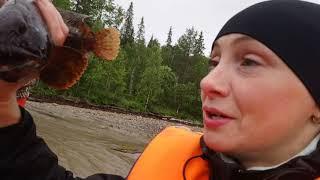 Рыбалка в Карелии лето 2019 г Фильм третий