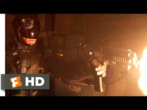 RoboCop (2014) - He Leaves Alive, You...