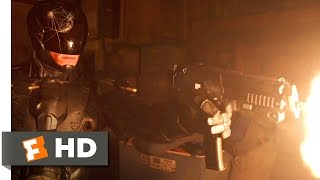 RoboCop (2014) - He Leaves Alive, You Don't Scene (7/10) | Movieclips