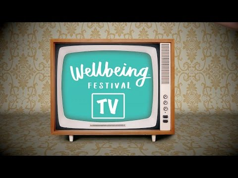 Tess from Greenpeace talks to Carrie Kirkpatrick on Wellbeing TV