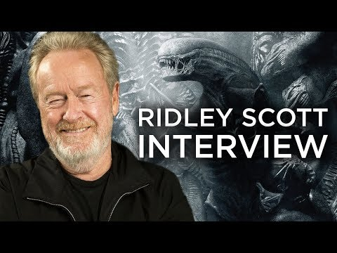 Ridley Scott Interview on Alien: Awakening and What's Next for the Franchise