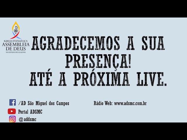 Programa JOVEM ADSMC | 15/10/2020.