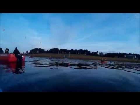 Outlaw Triathlon Swim 2015 - in 4 minutes