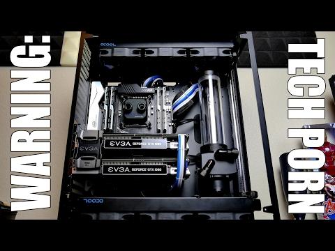 Project 'Blue Sky' Custom Loop PC Build Log (Part 2 of 4)
