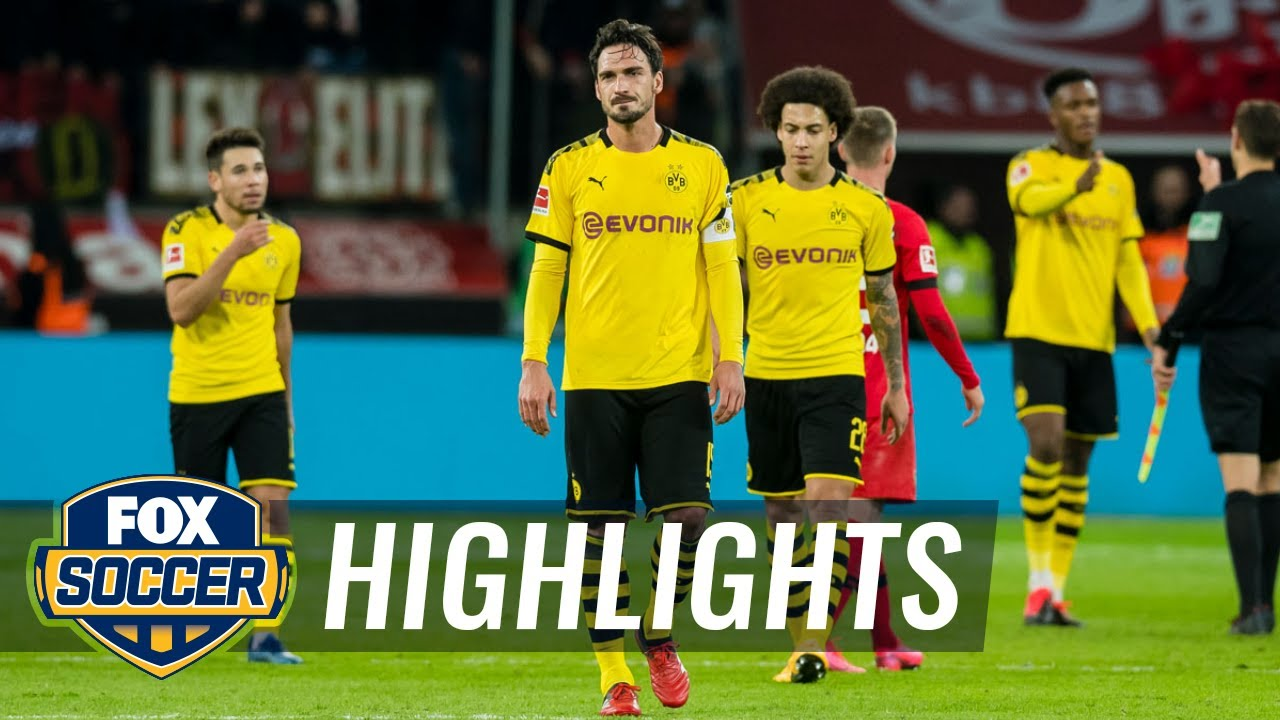 Bayer 04 Leverkusen vs. Borussia Dortmund | 2020 Bundesliga Highlights