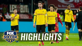 Watch full highlights between bayer 04 leverkusen vs. borussia dortmund.#foxsoccer #bundesliga #bayer #dortmundsubscribe to get the latest fox soccer content...
