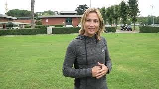 Scuola dello sport - Tathiana Garbin al Seminario The Future is Now