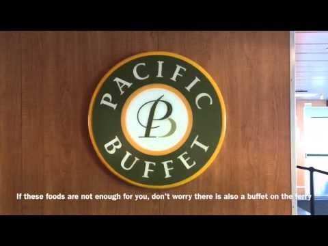 What's on BC ferries? BC渡輪上面有什麼?