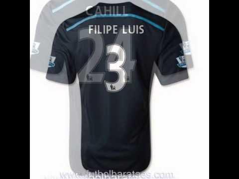 Nueva Camisetas del Chelsea 2015 Baratas Tercera Equipacion