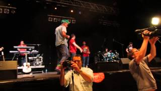 Daniele Negroni - Hold On My Heart & Perfect Misfit - Regensburg 13.07.13