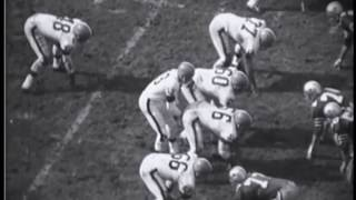 1964 Cowboys at Browns Game 4 Film Clips