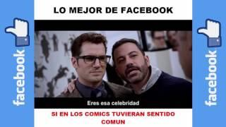 Lo mejor de Facebook - Sentido común en los Comics