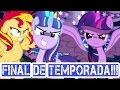 POSIBLE FINAL FILTRADO DE LA 5 TEMPORADA DE MY LITTLE PONY FIM??? + CURIOSIDADES DE FRIENDSHIP GAMES