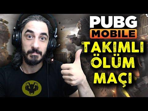 YENİ OYUN MODU: TAKIMLI ÖLÜM MAÇI - PUBG Mobile