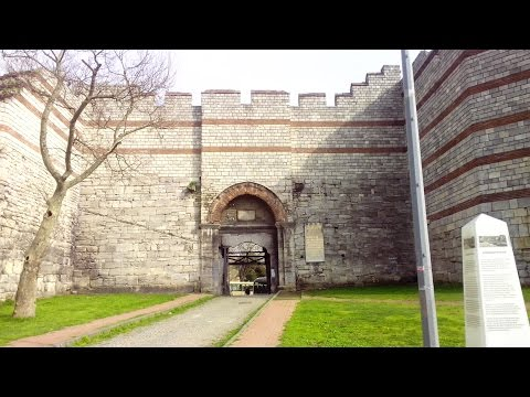 Наш щит на вратах Цареграда.  Стамбул (Константинополь).  Часть 1