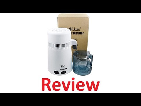 CO-Z 4L Water Distiller Review