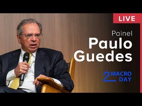 🔴 PAULO GUEDES - Estratégia Econômica do Governo - INÉDITO - Agosto/2019