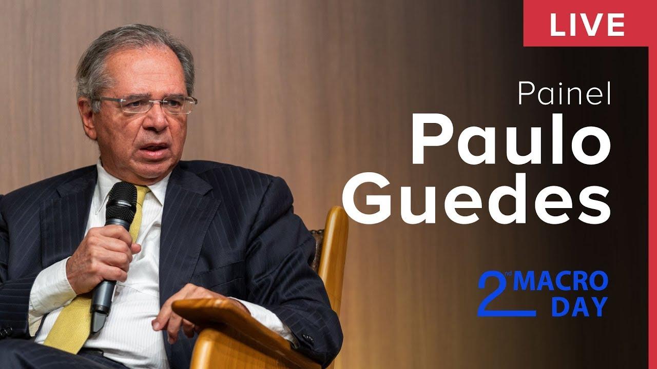 PAULO GUEDES - Análise da Estratégia Econômica atual - INÉDITO - Agosto/2019