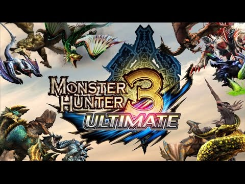 MH3U Online: Charity Play For Children's Hospital of Philadelphia (Episode 1)