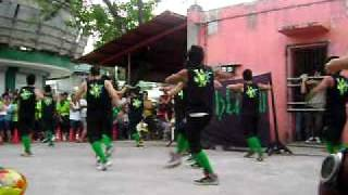 South Crew @ norkiz maasin city dance battle
