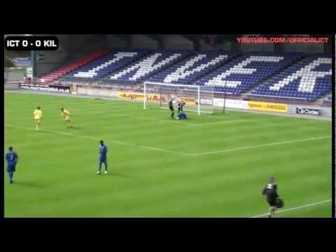 SPL U20's - Inverness CT 2 v 1 Kilmarnock - 04/09/12