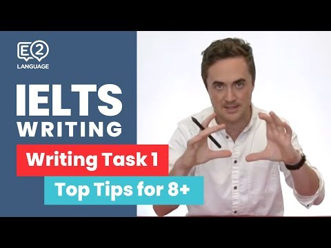 IELTS Academic Writing Task 1 | Top Tips for 8+ with Jay!