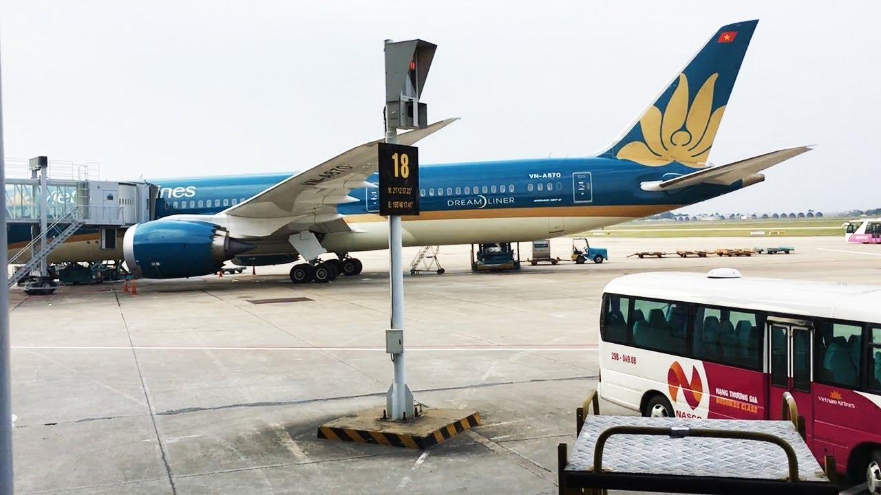Hành trình từ Nội Bài đến Tân Sơn Nhất | Hà Nội - Sài Gòn