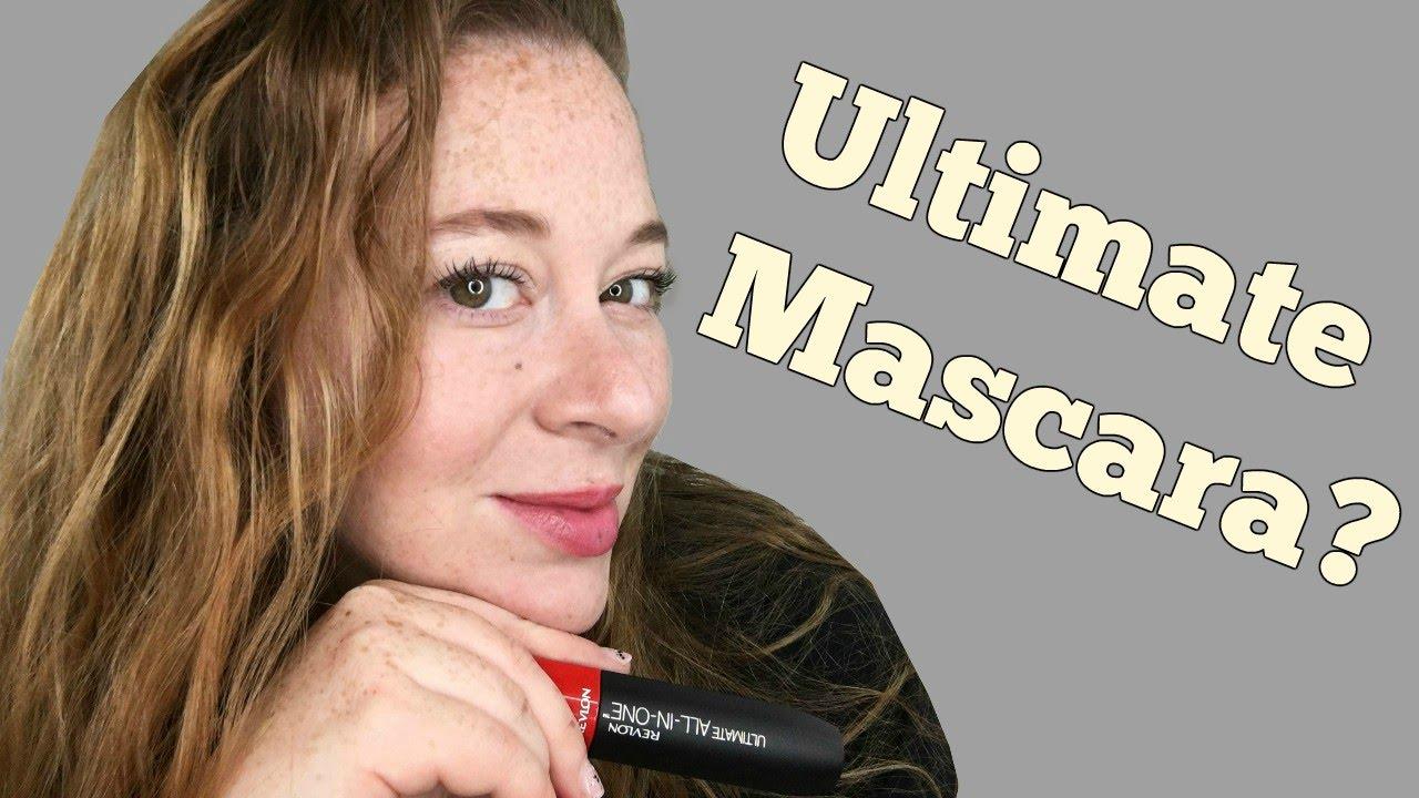 Revlon Ultimate All In One Mascara Black 8 5ml Make Up Superdrug