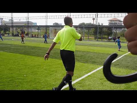 Mol Football Academy League Group A ครั้งที่ 14 # OAZ VS ธนบุรี อินเตอร์  วันอาทิตย์ 10/11/62 # Q2
