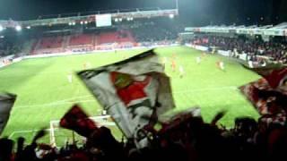 1.FC Eisern Union Berlin vs  Karlsruher SC 20.12.2010
